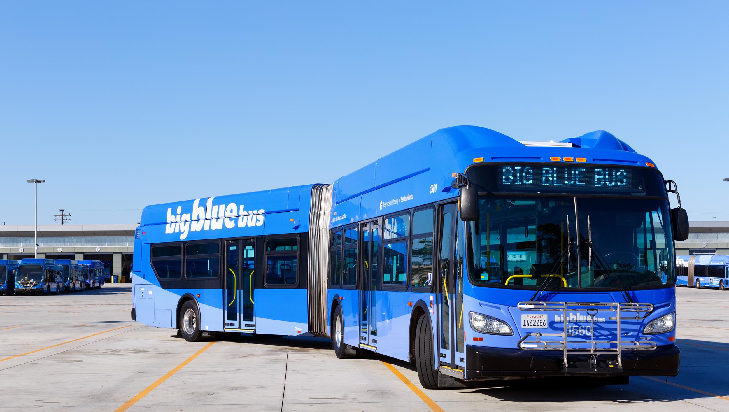 Press Kit Big Blue Bus