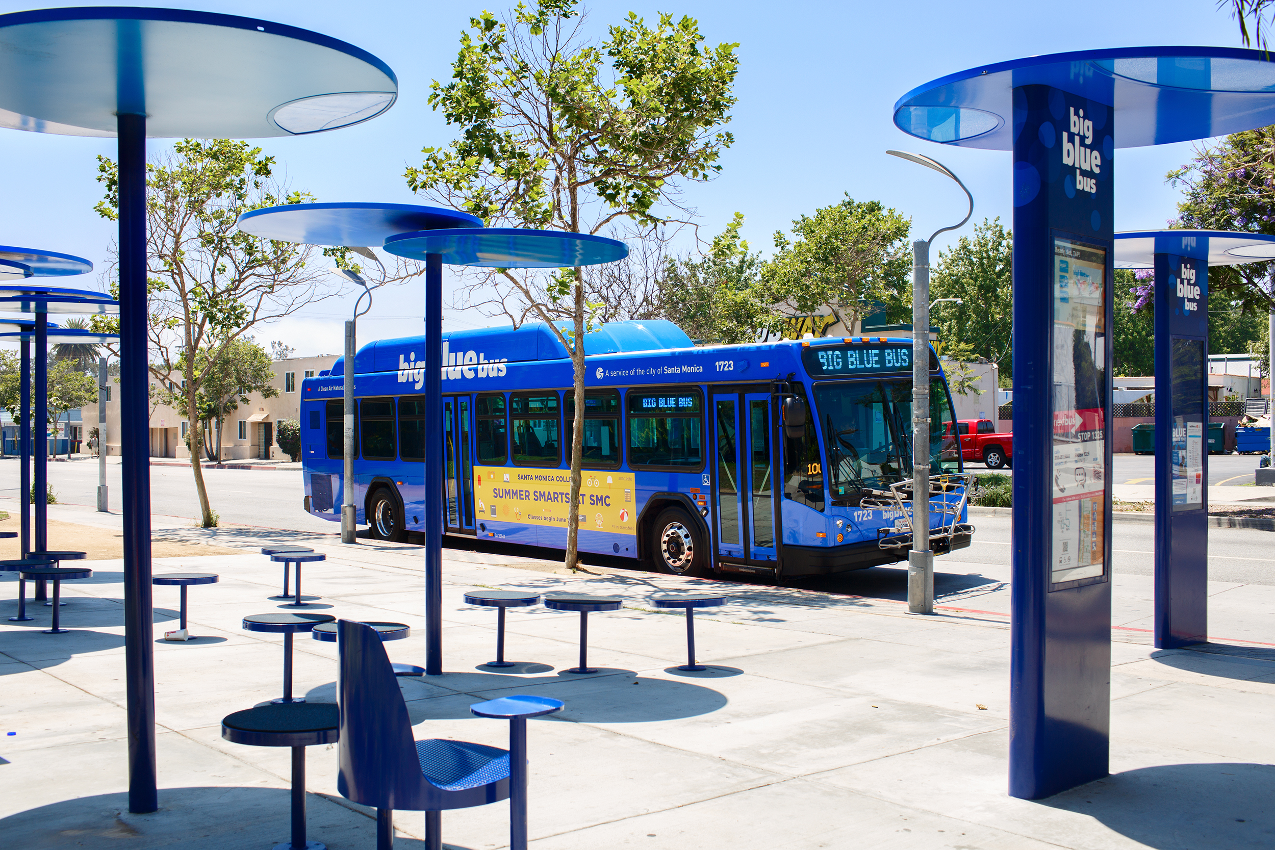 press kit - big blue bus