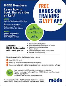 Lyft App Training Opportunities