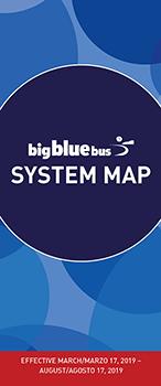 Little Blue Book - Big Blue Bus on culver city bus map, las vegas blue bus map, santa monica big blue buses, culver city google map, big blue bus map, santa monica bus 14, santa monica bus lines map,