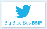 Twitter Big Blue Bus BSIP